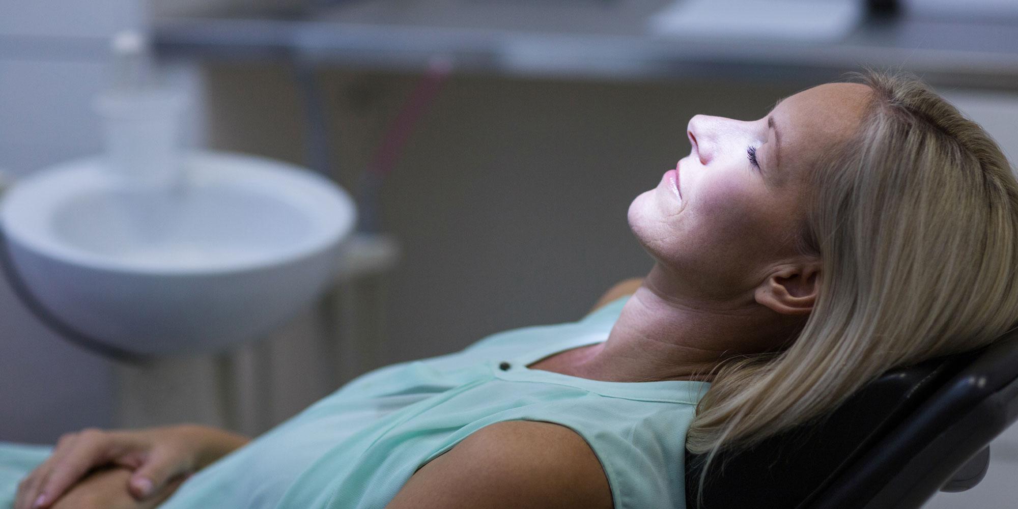Sedation patient